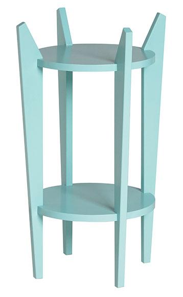 Ideal Crown Roast End Table - Furniturea JQ82